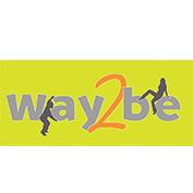 Logo van Way2Be
