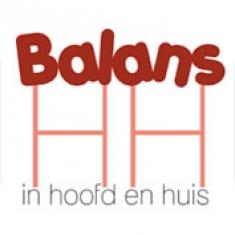 Logo van Balans in hoofd en huis